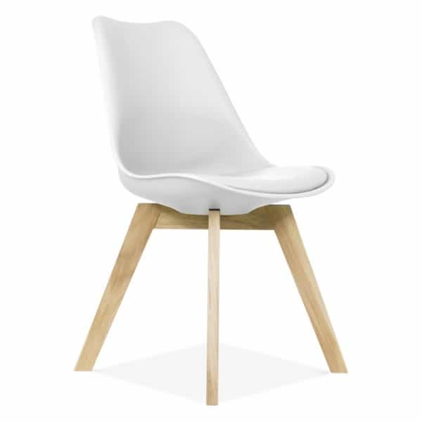 Lovely Designer Furniture   Dining Lounge Chairs Inspired By Eames Dining, Eames,  Designer, White