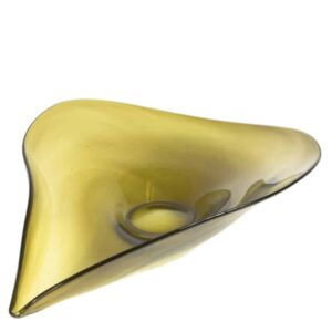 GIE El Olive Wave Glass Bowl