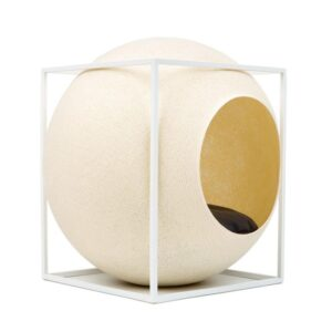 Meyou Paris - Champagne Cube, designer furniture for your pet