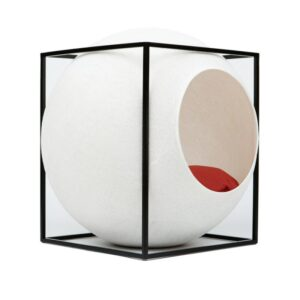 Meyou Paris Ivory Cube Designer Pet Furniture