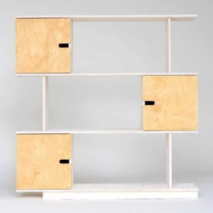 PIX Shelf - Shelving Unit / 3 Levels